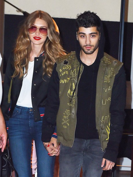 Zayn And Liam Holding Hands This Week's MUST-SEE P...