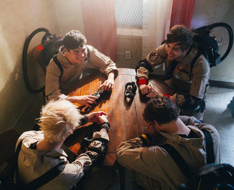 5 Seconds Of Summer - Girls Talk Boys Music Video