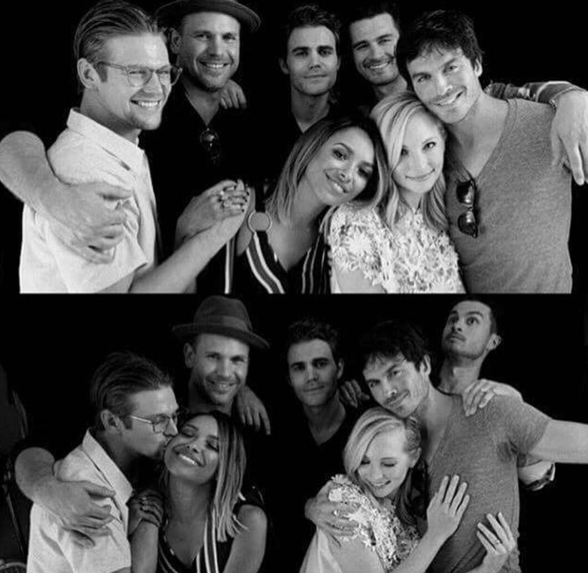 The Vampire Diaries Comic Con 2016