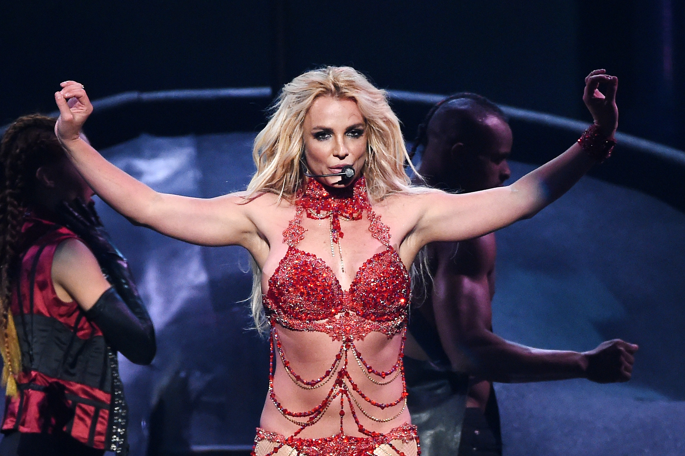 Britney Spears literally forgets she's met Taylor Swift - twice