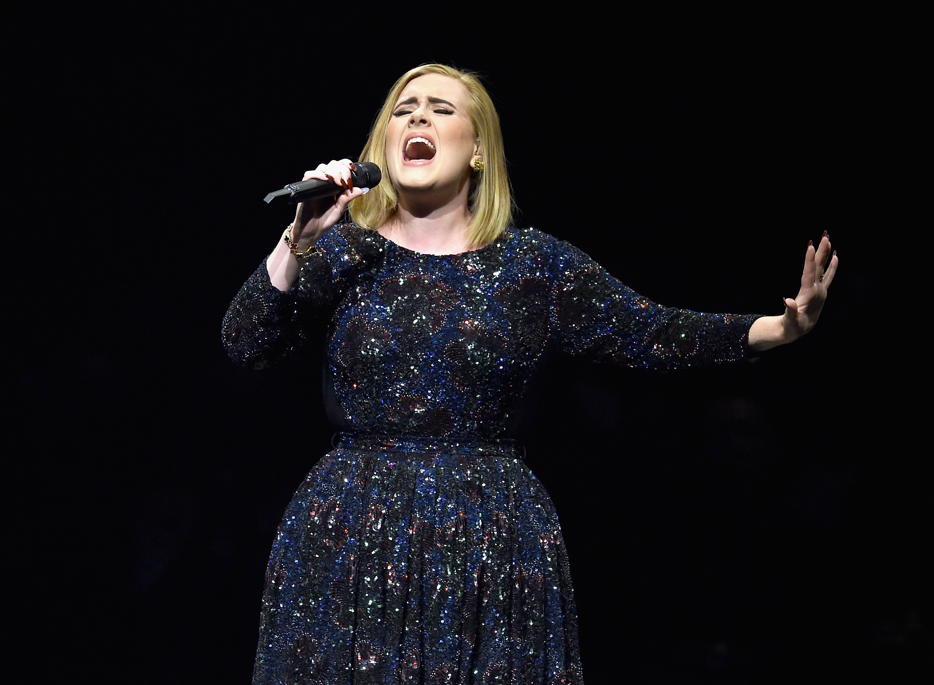 Adele Live 2016 - North American Tour In Los Angel