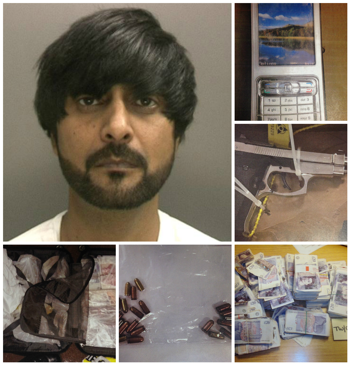 majid hussain the drug dealer