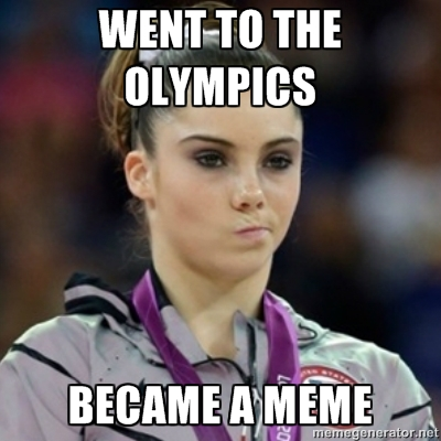 McKayla Maroney Meme