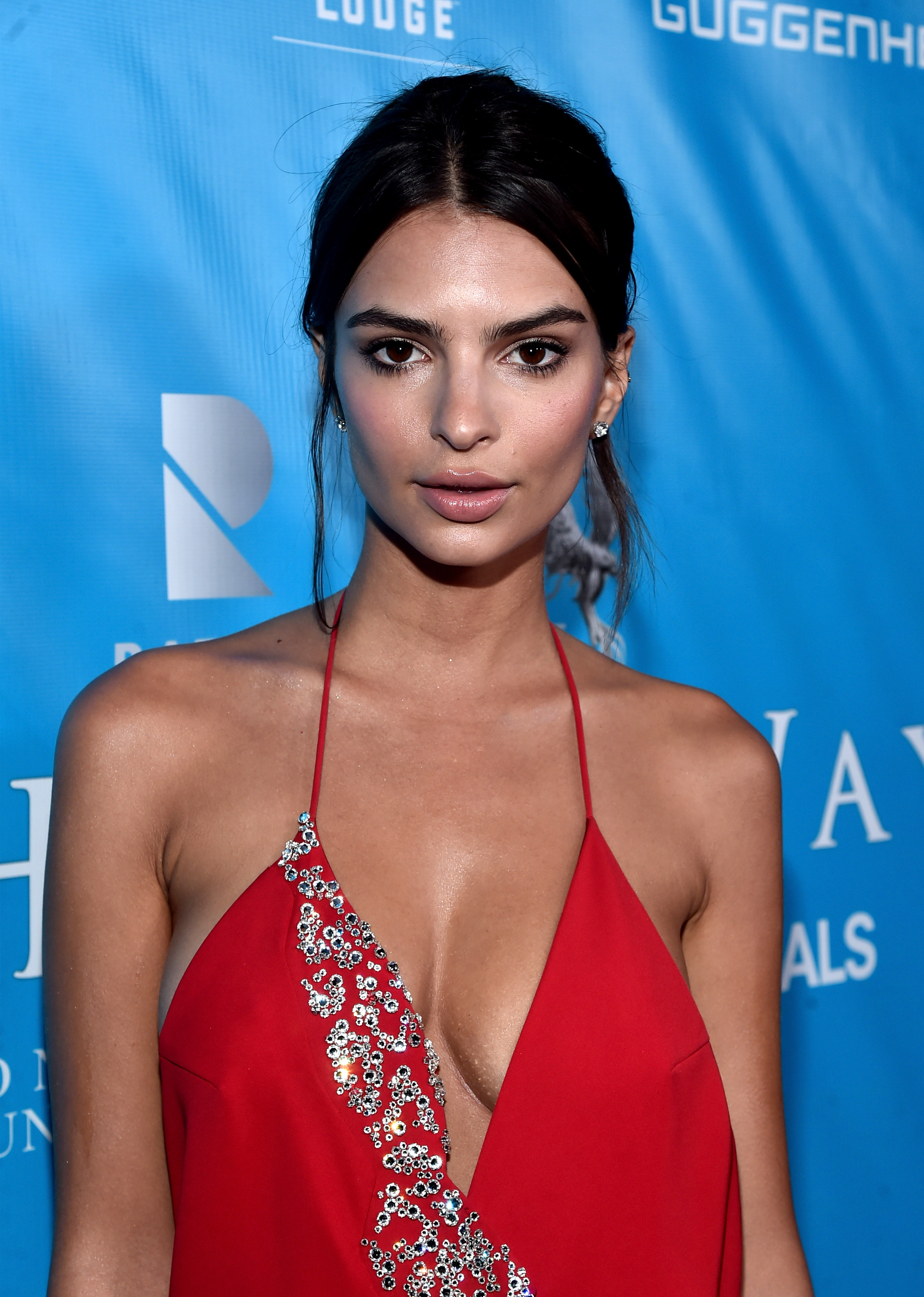 Emily Ratajkowski at RatPac Entertainment Hosts Sp