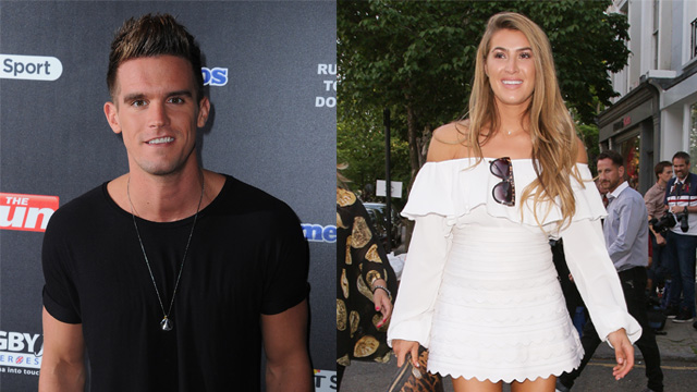 Lillie Lexie Gregg and Gaz Beadle
