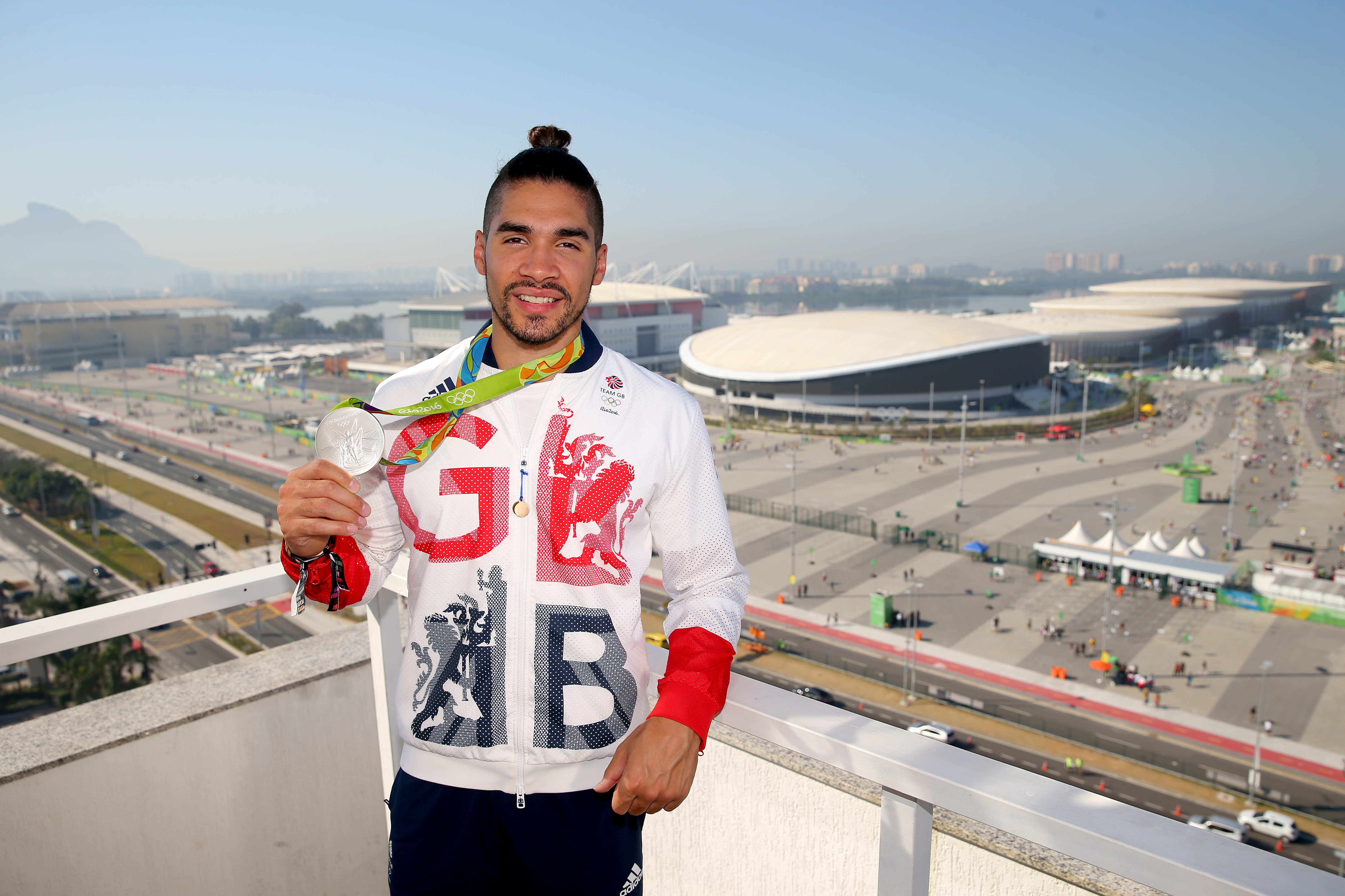 Louis Smith Rio 2016