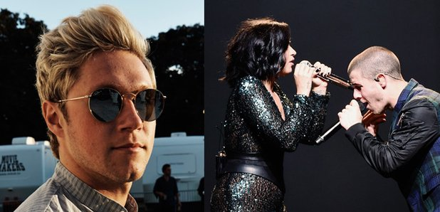 Is demi lovato hookup niall horan