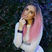 Image 4: Perrie Edwards with pink hair