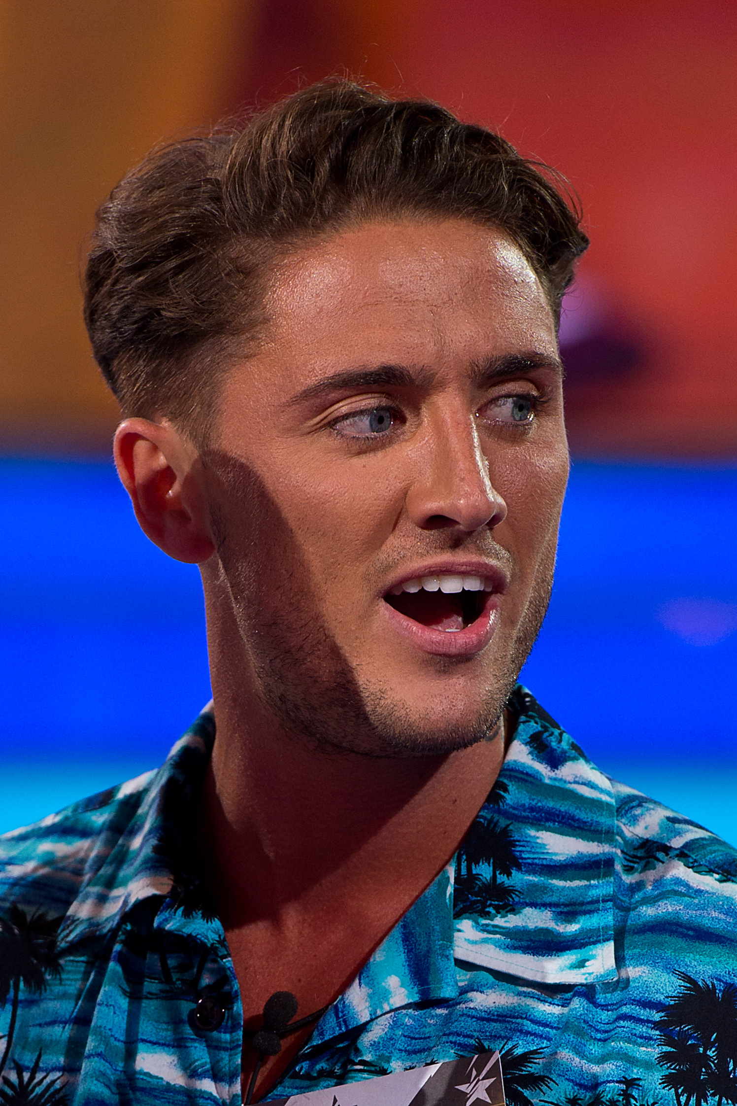 Stephen Bear Big Brother Launch Night