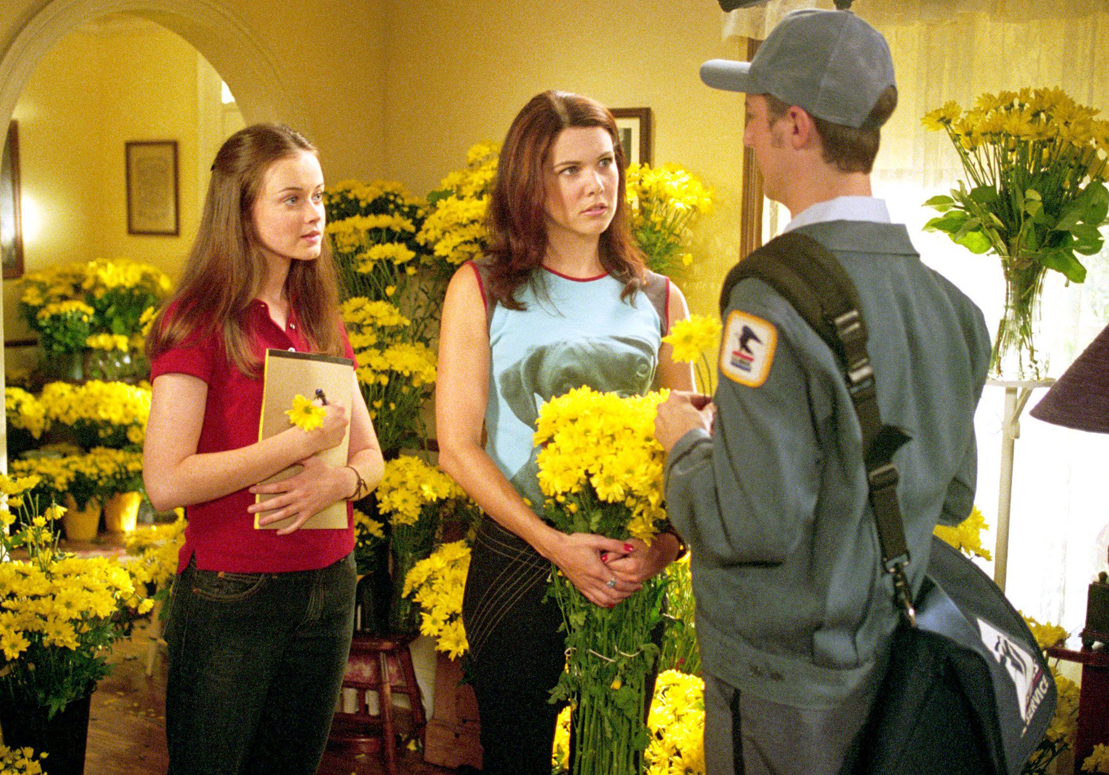 Gilmore Girls crop