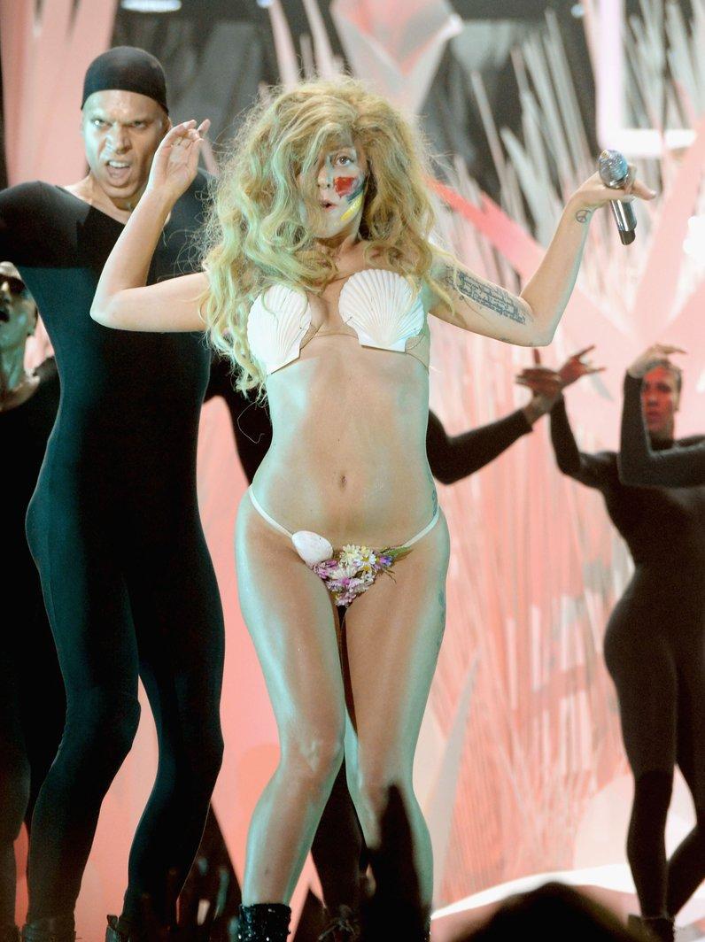 Lady Gaga MTV VMA's