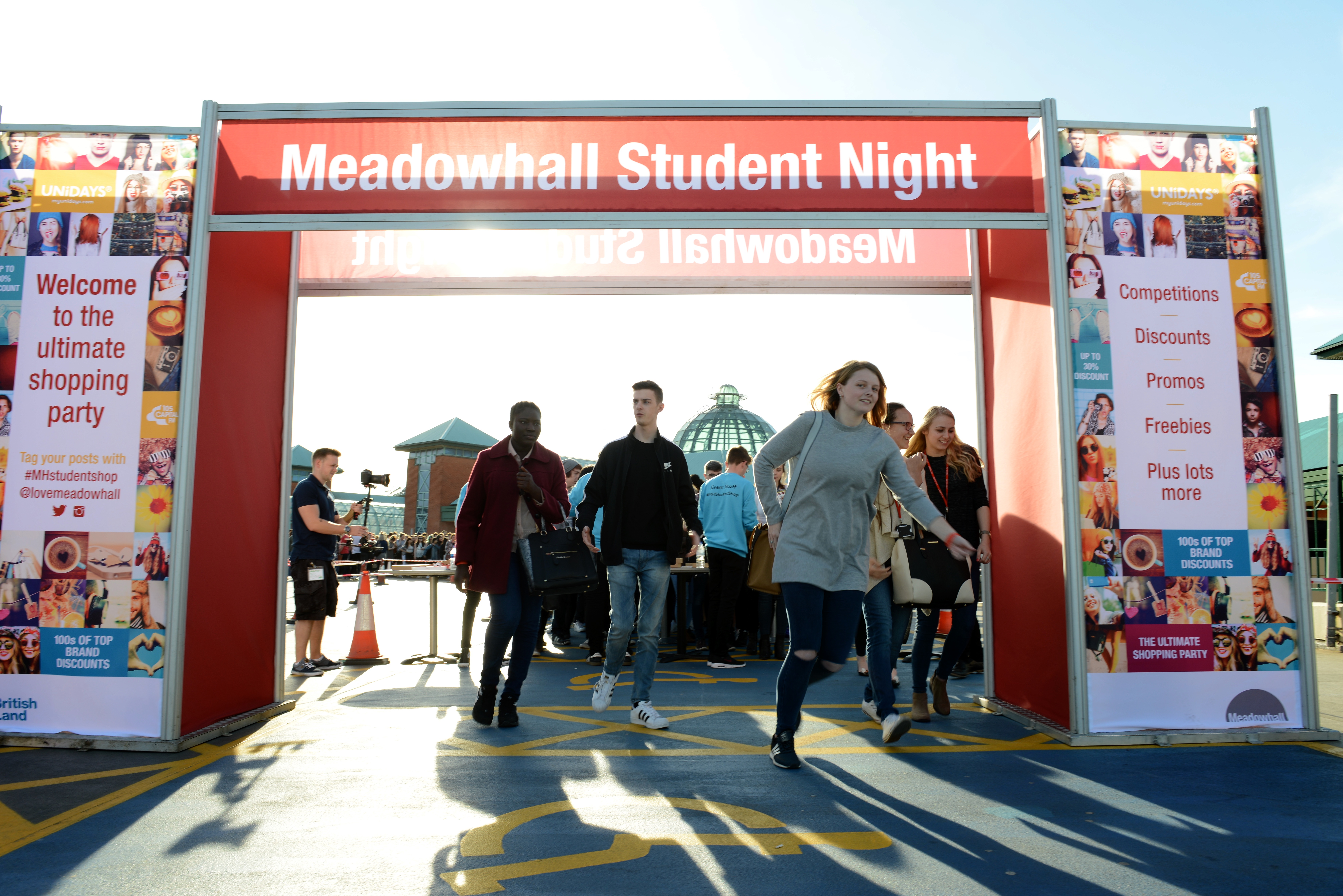 Meadowhall Student - Sept 2016