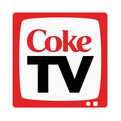 Coke TV logo