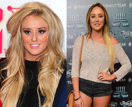 Geordie Shore Then and Now Charlotte Crosby