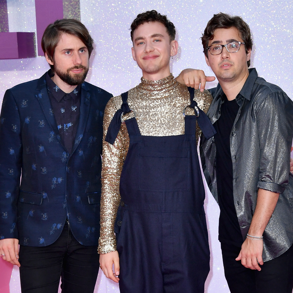 Years & Years at the 'Bridget Jones's Baby' - Worl