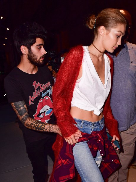 Zayn Malik shows off Perrie Edwards tattoo cover u