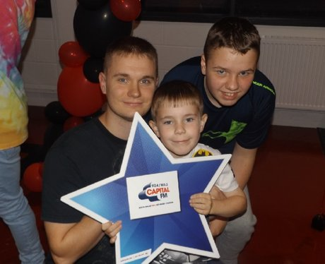 Energi Trampoline Launch Night