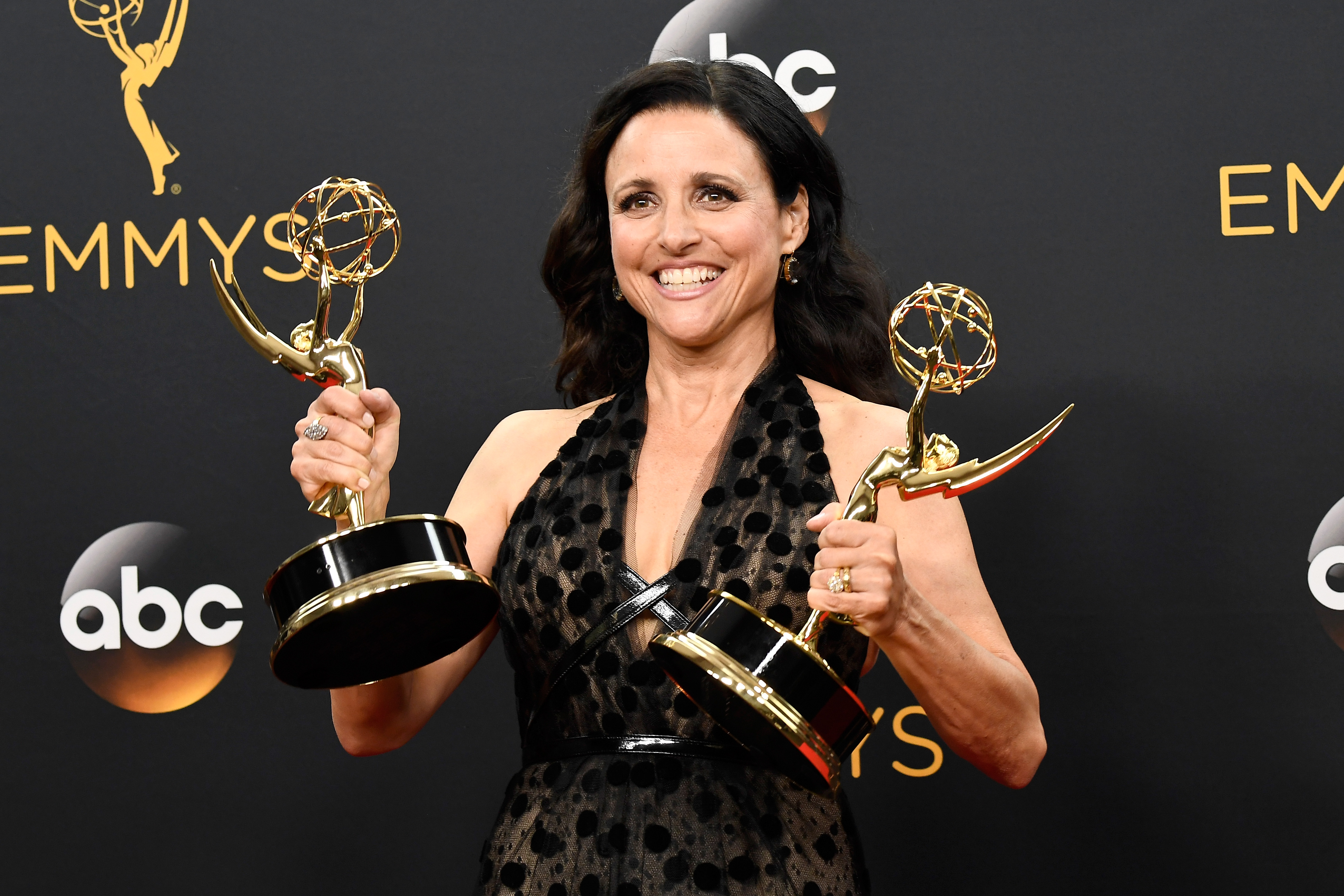 Julia Louis-Dreyfus Emmy Awards 2016
