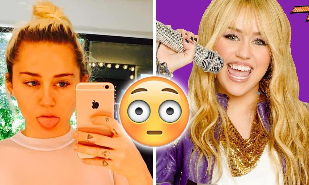 Miley Hannah Montana