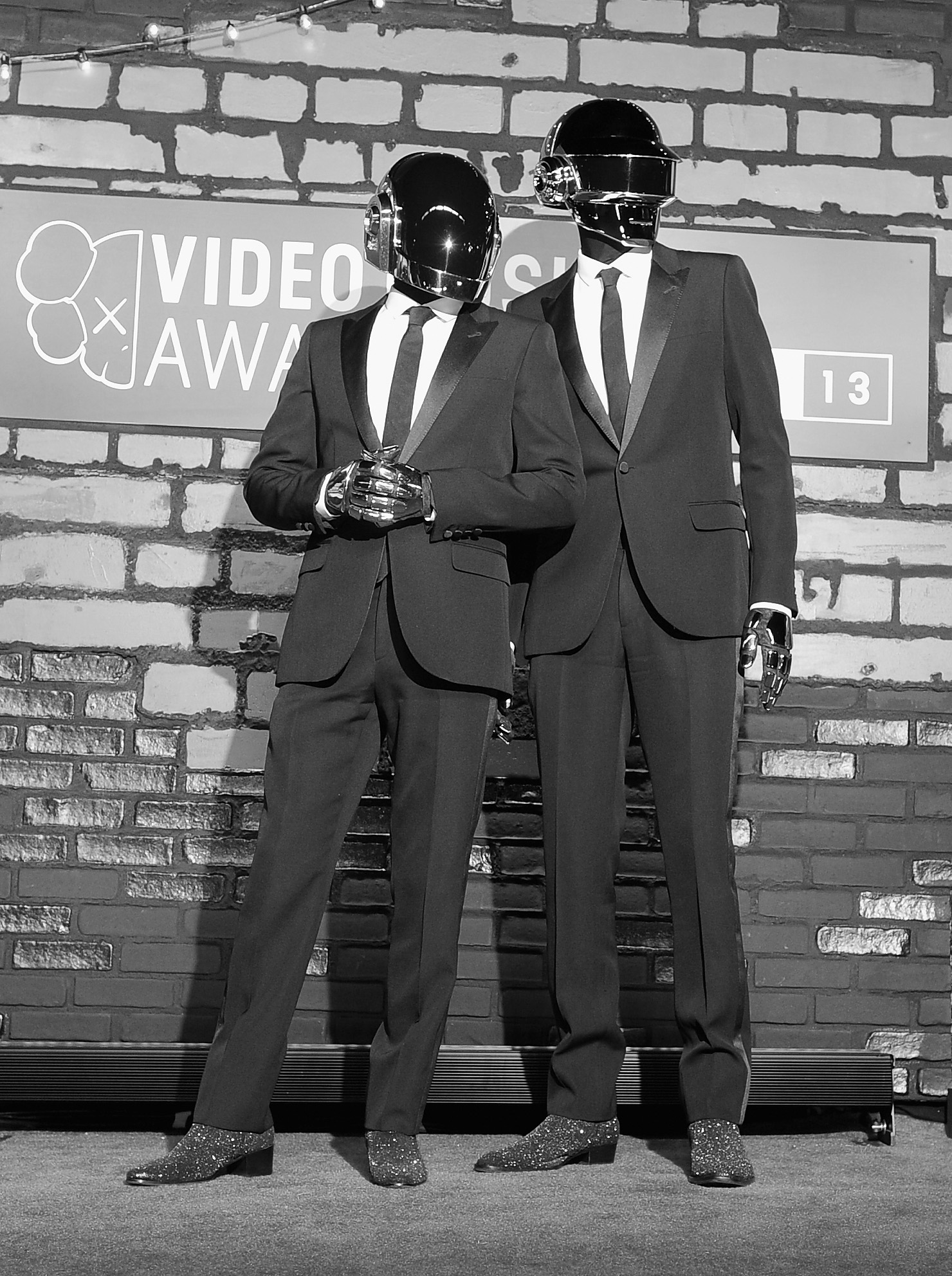 Daft Punk at     An Alternative View - 2013 MTV Vi