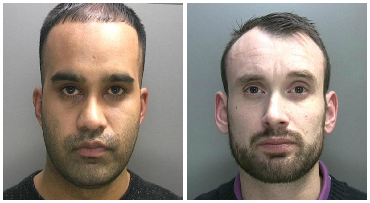 Dipak Ram and Dean Smith - Ladywood drug dealers
