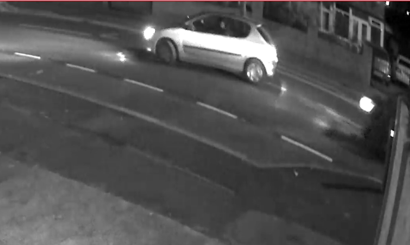 sandringham road car being sought