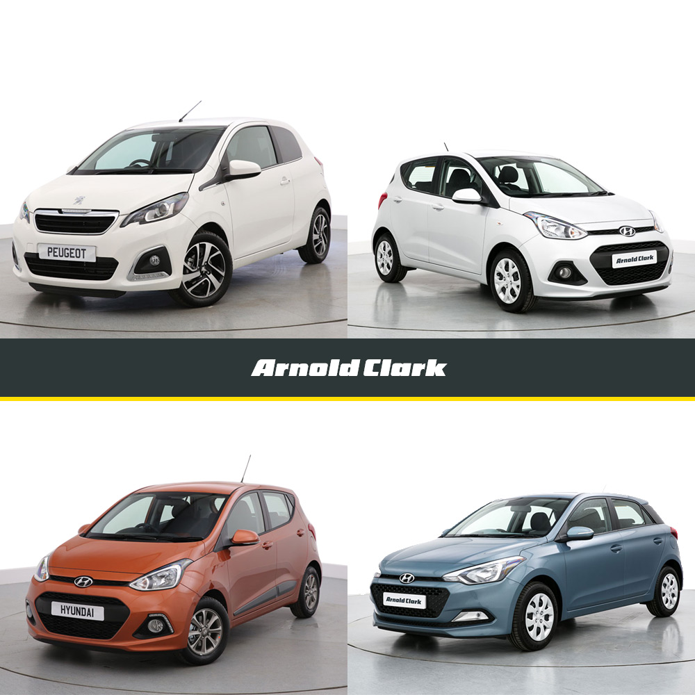 Arnold Clark Car Selection