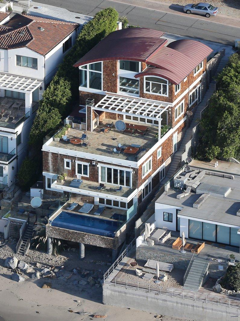 James Corden's new LA home