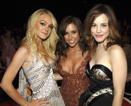 Lindsay Lohan posts cute Mean Girls throwback phot