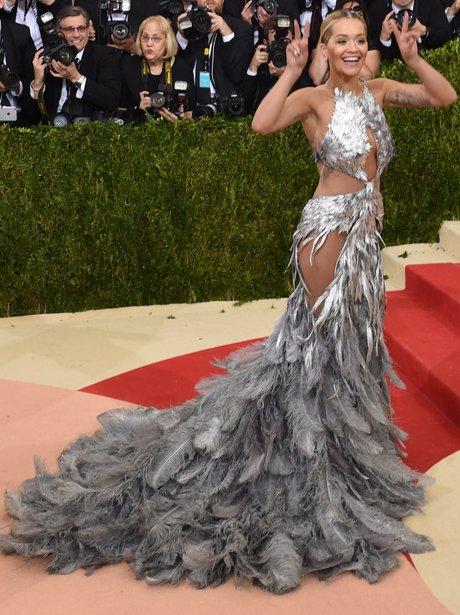 Craziest Outfits 2016 Rita Ora