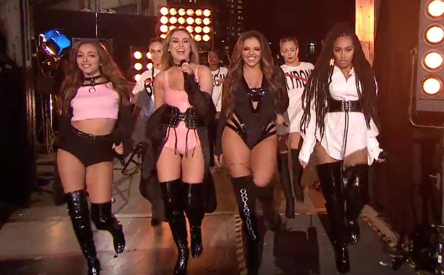 Little Mix On The X Factor UK