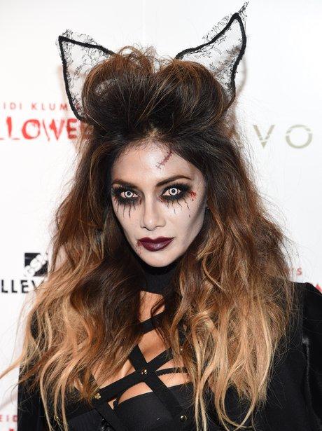 Halloween Make Up Looks Nicole Scherzinger