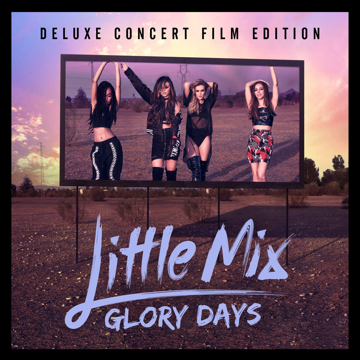 Little Mix Glory Days deluxe