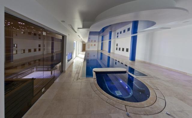 Steppingstone Pool