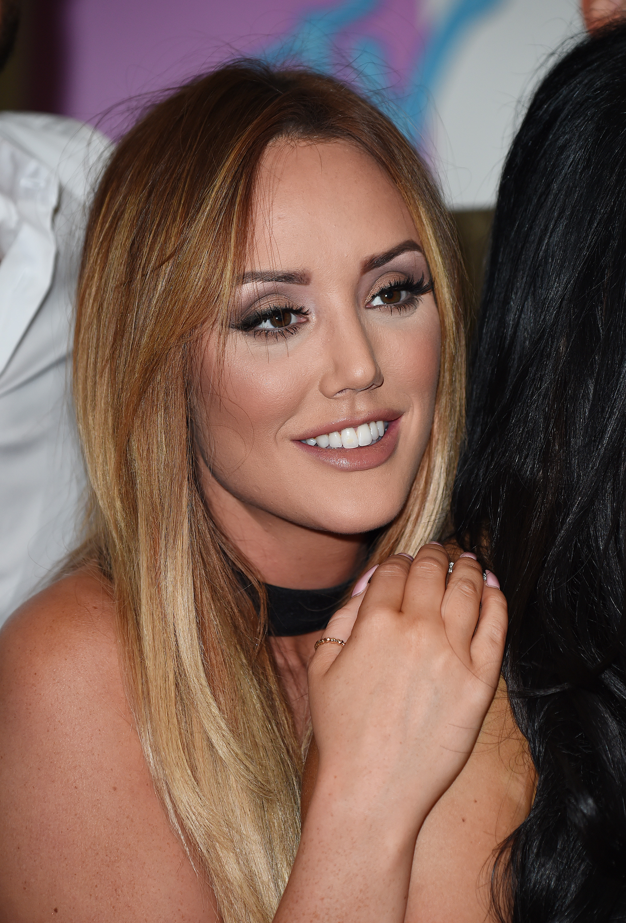 Charlotte Crosby at Geordie Shore Cast Celebrate T