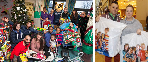 st davids toy appeal images