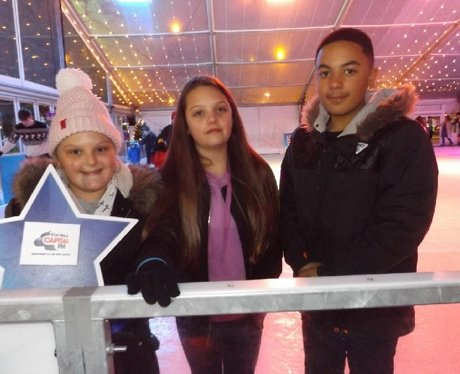 Nathaniel Cars At Winter Wonderland