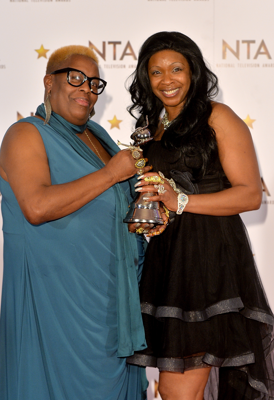 Gogglebox wins at the National Television Awards -