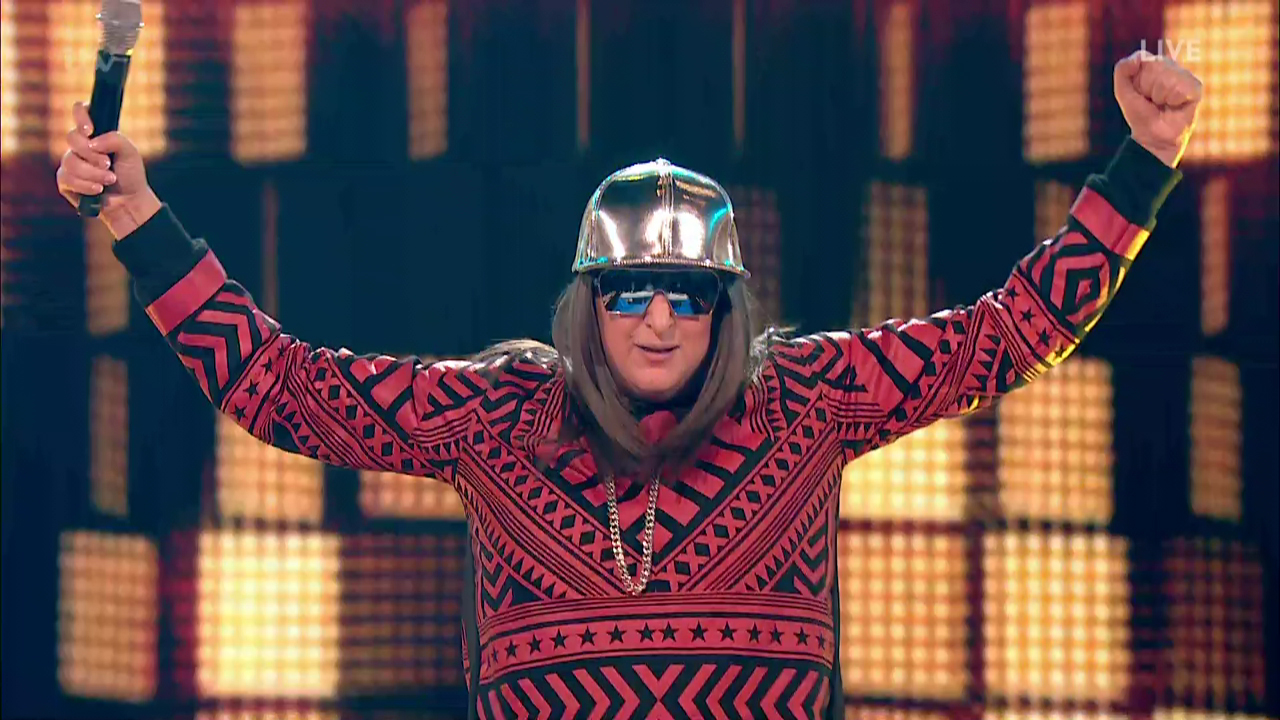 Honey G X Factor Live