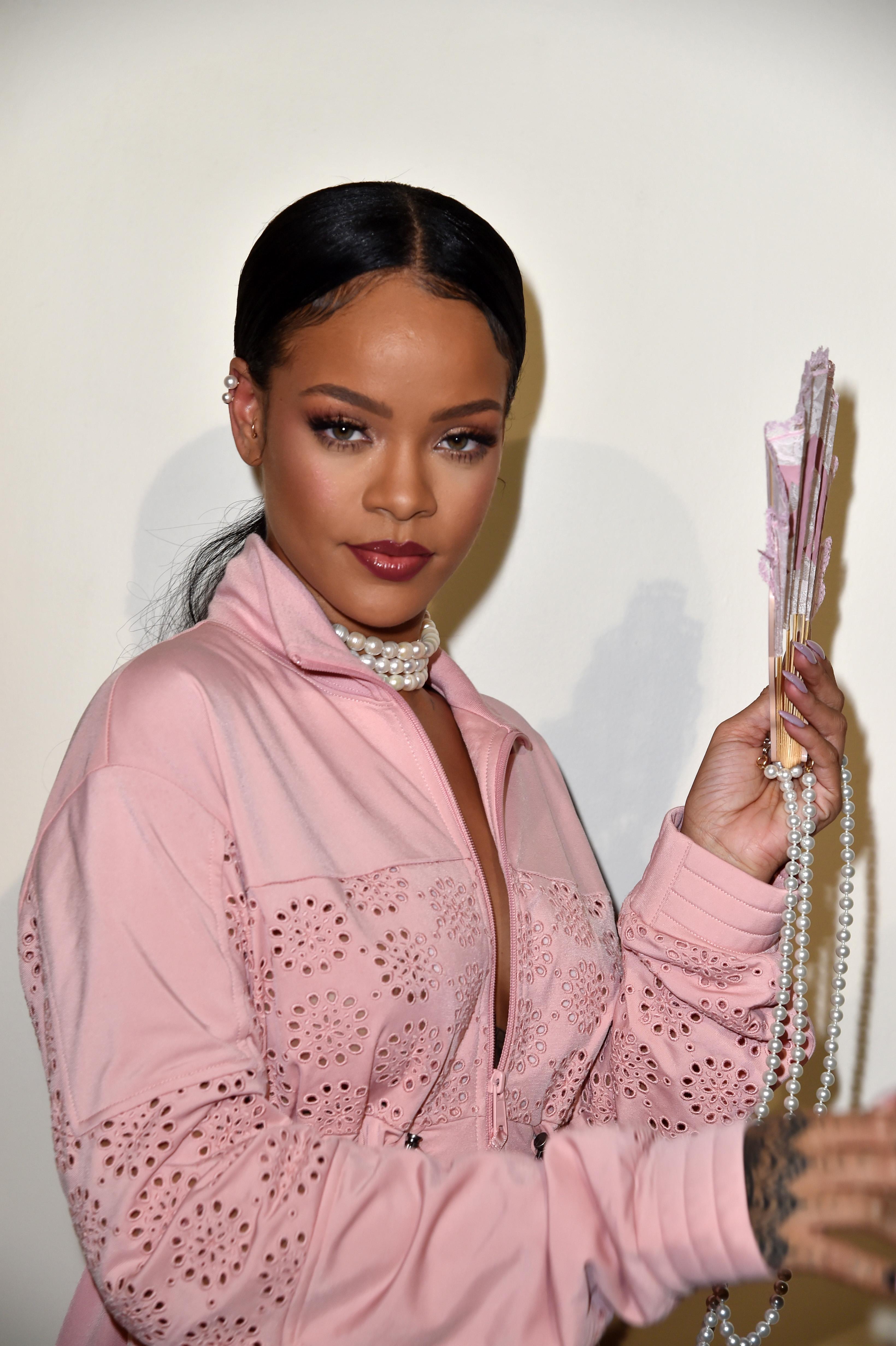 Rihanna FENTY x PUMA by Rihanna : Backstage - Pari