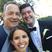 Image 8: Tom Hanks photobombs at a wedding