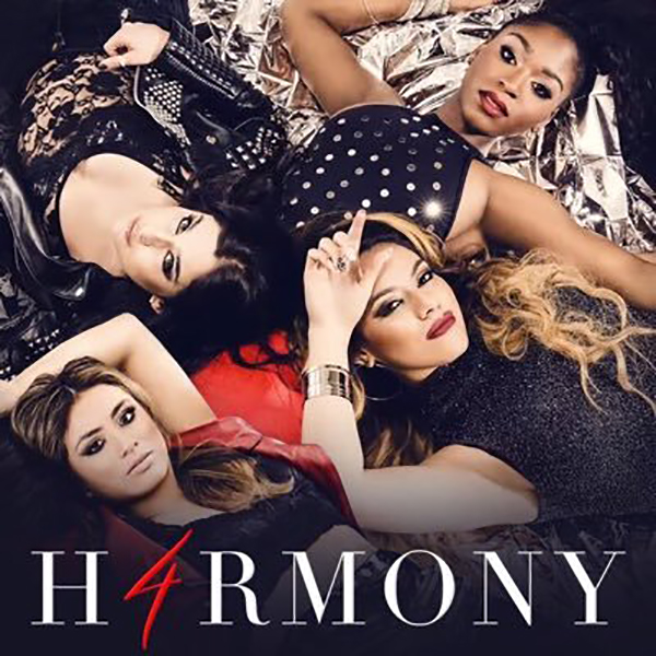 Fifth Harmony Album Artwork