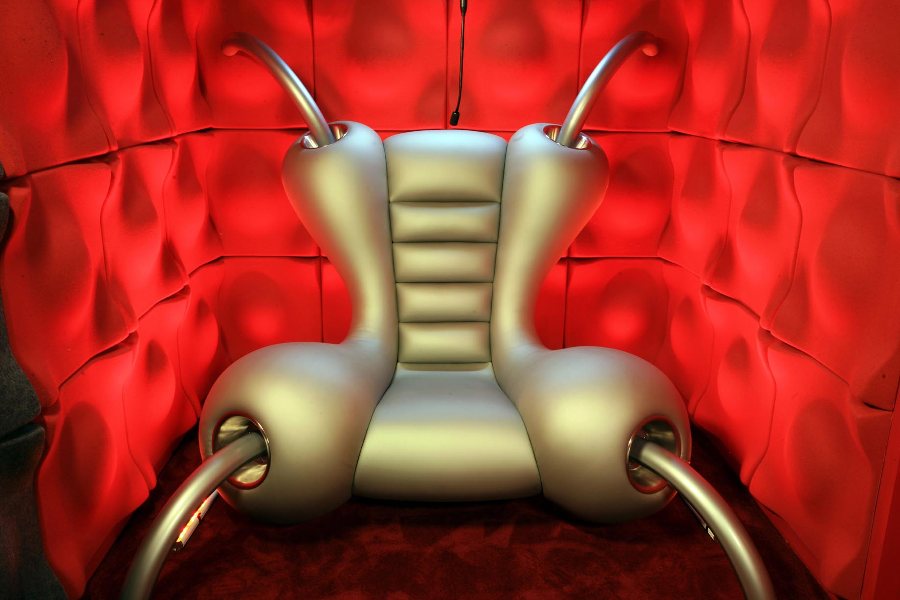 Celebrity big brother diary room chair 2019