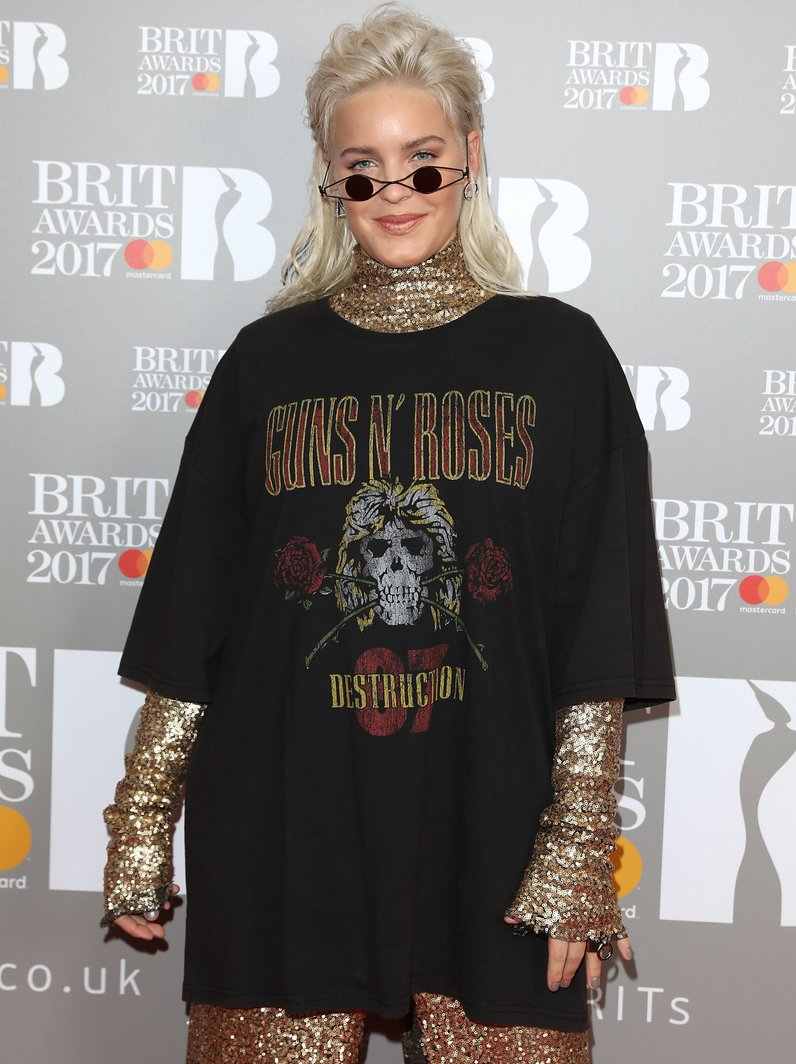 Anne-Marie - BRIT Awards 2017 Nominations Party