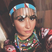 Image 3: Demi Lovato hangs out in Kenya