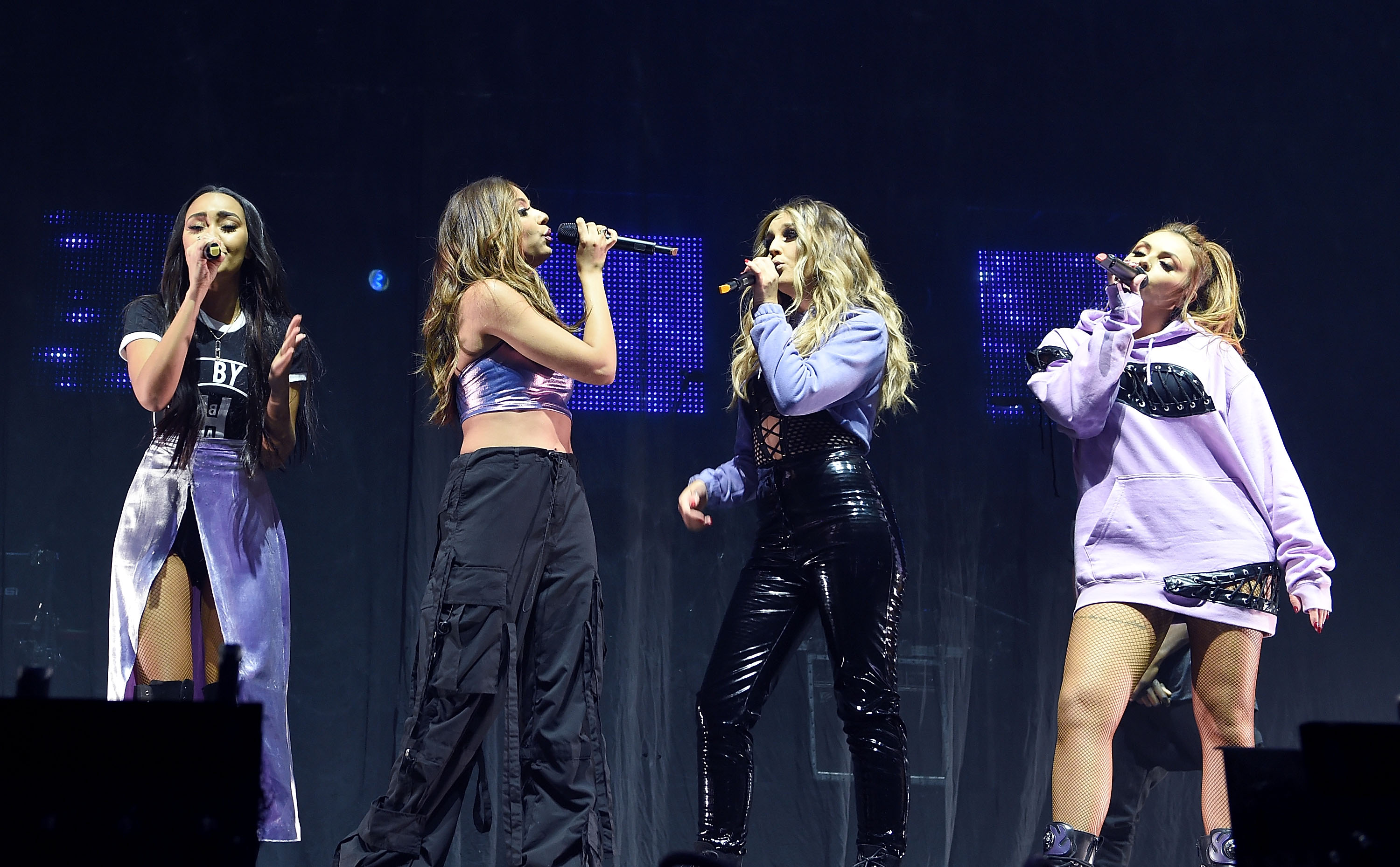 Little Mix at Free Radio Live 2016 - Show