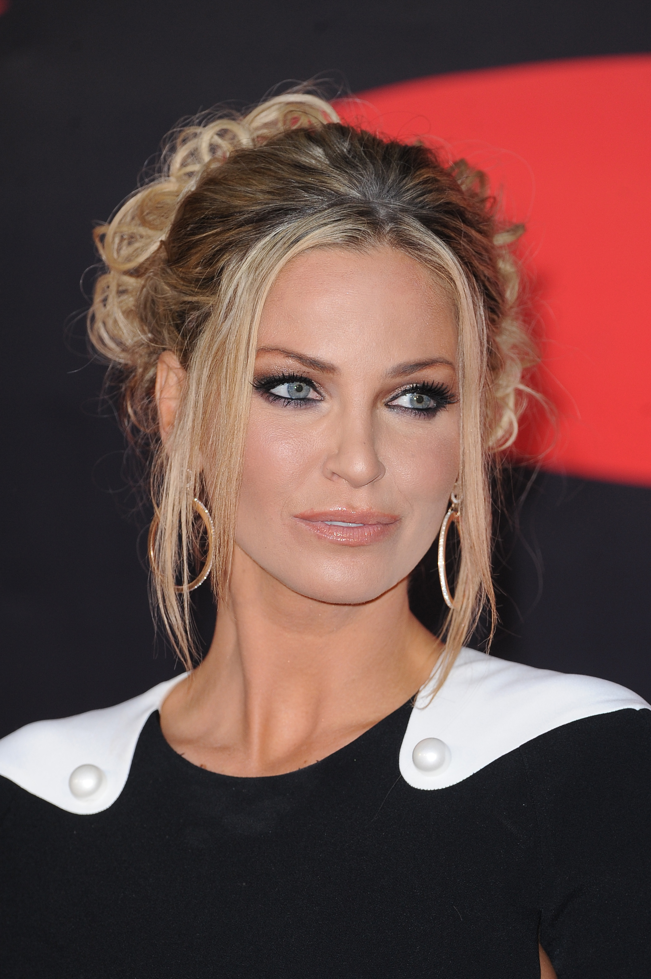 Sarah Harding at 'Batman V Superman: Dawn Of Justi