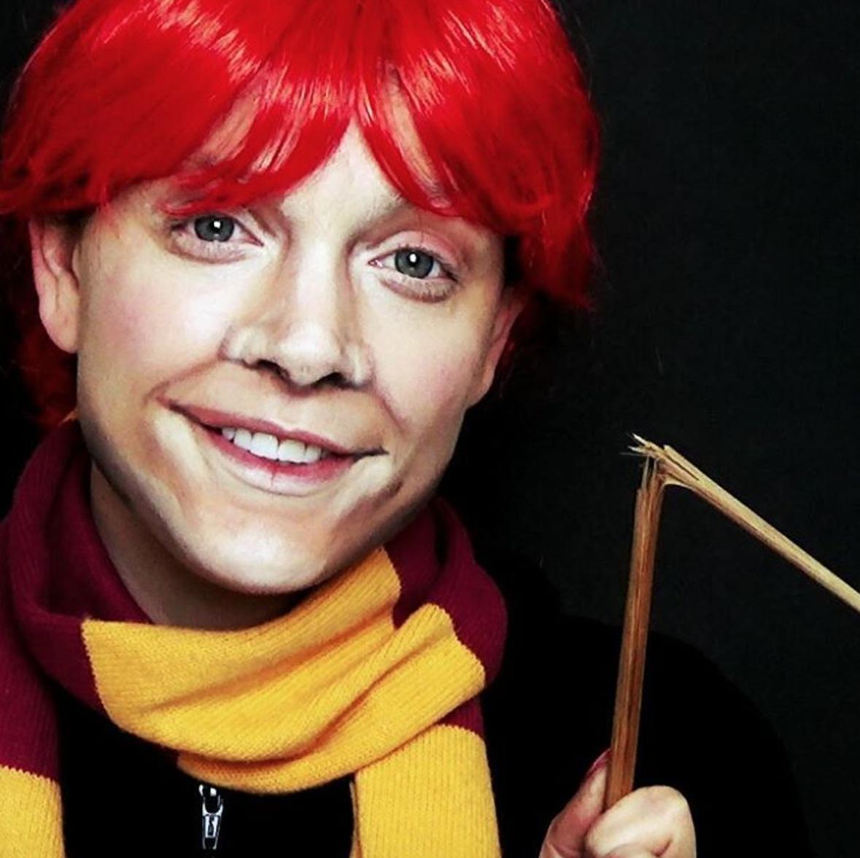 Samantha Staines Ron Weasley