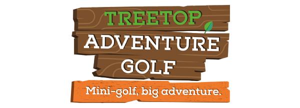 treetop golf logo