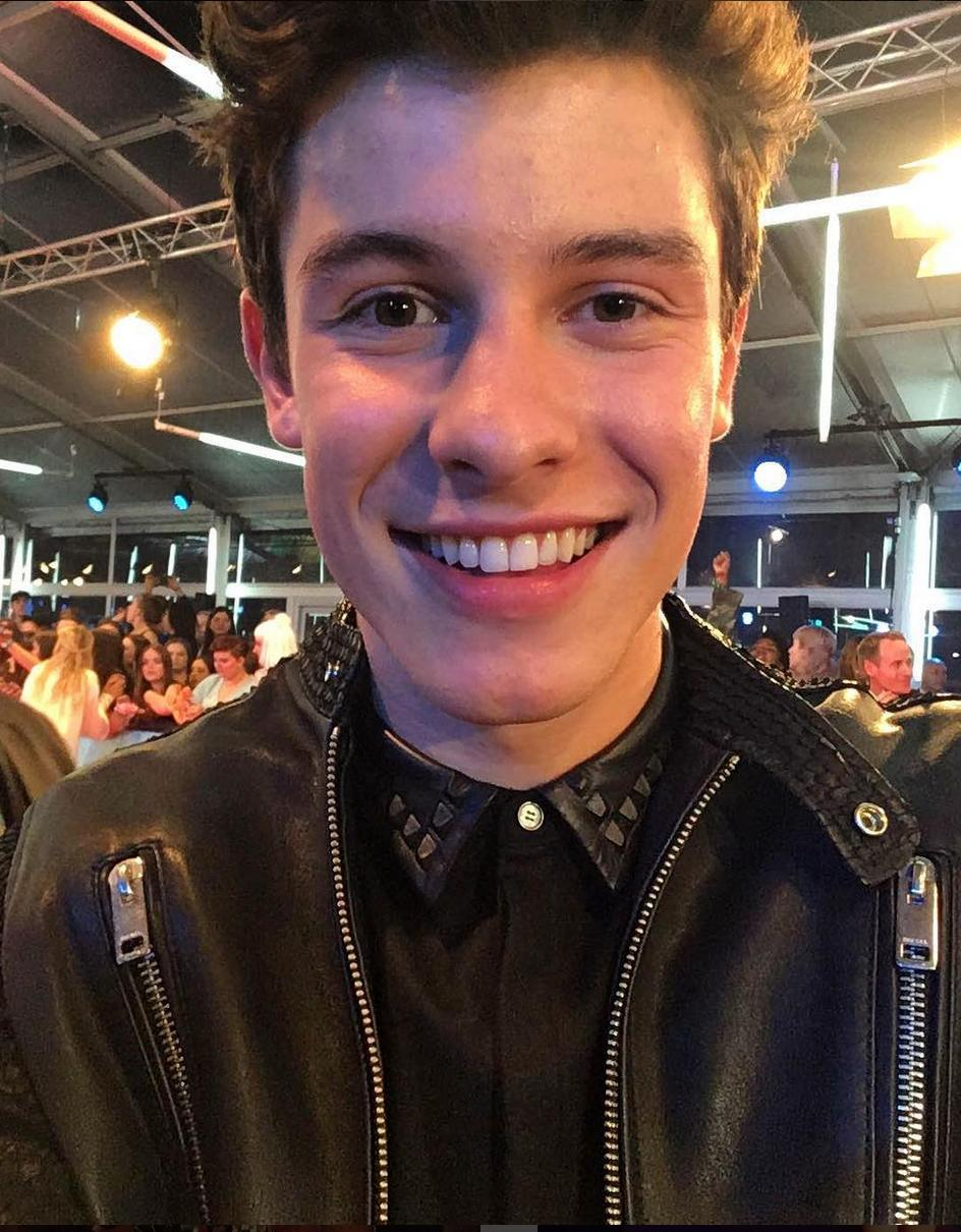 MTV EMAs Shawn Mendes